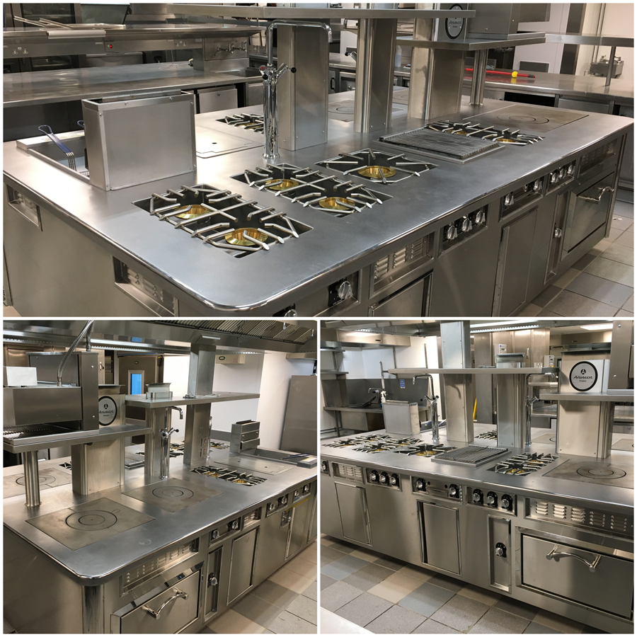 Recent Athanor installation at Wentworth Golf Club.